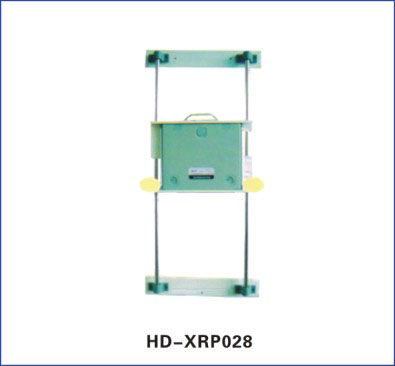 X-ray Film Cassette Shelf